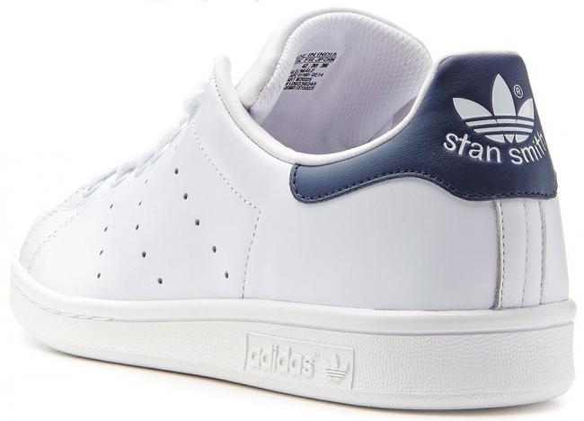 Laissez vos pieds parler avec les stan smith femme bleu ...
